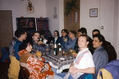 1994 - Vánoční trénink a rugby