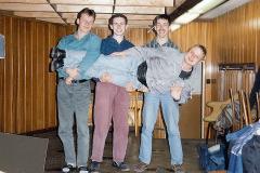 1996 - První veřejná ukázka - Havířov