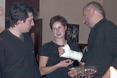 2001 - Poslední trénink