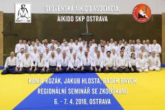 2018 - Kamil Kozak, Jakub Hlosta, Radek Brych - Ostrava